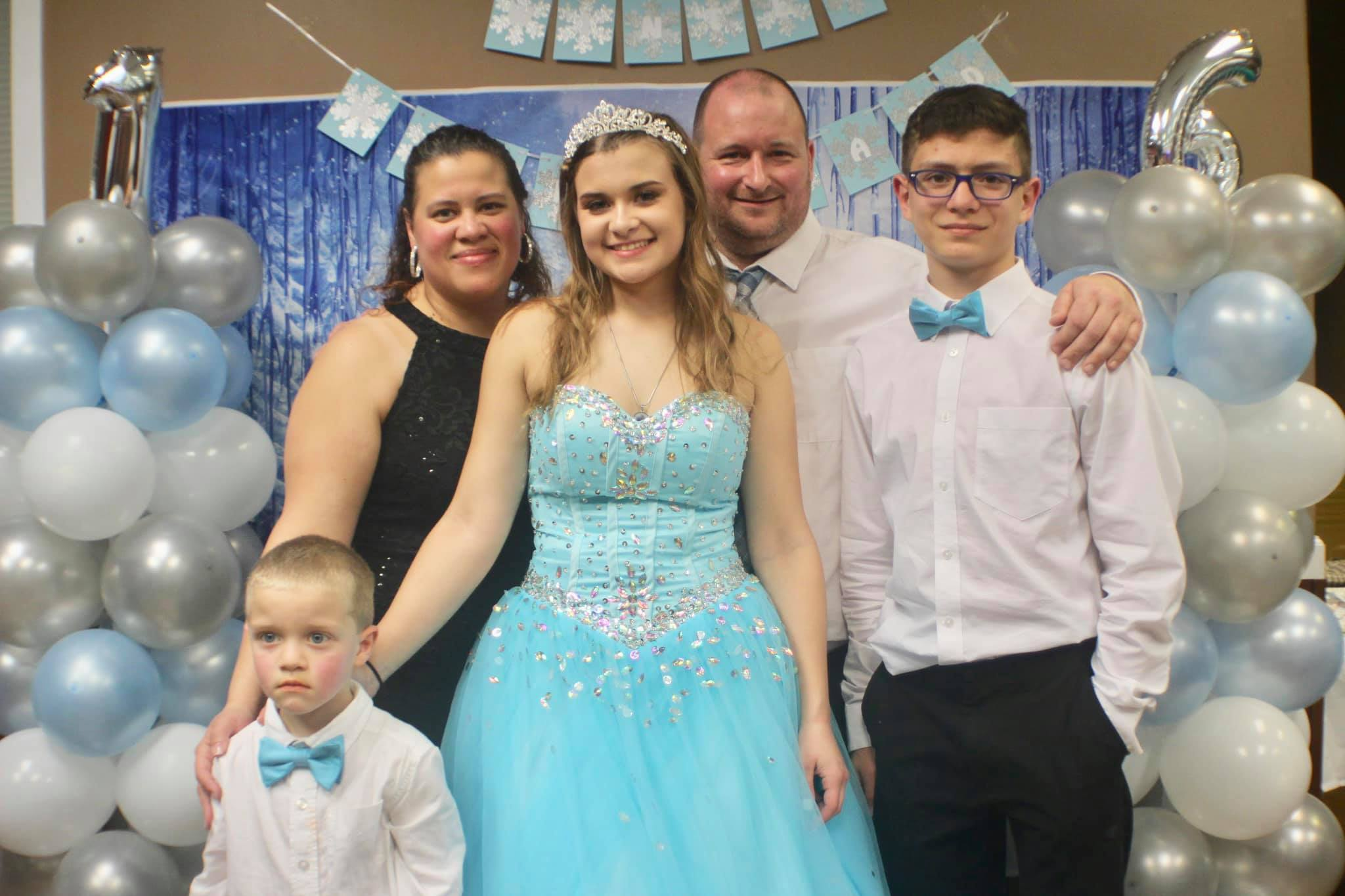 Wilson Community Center Sweet 16 with Appalachian Entertainment Lehigh Valley fun party dj